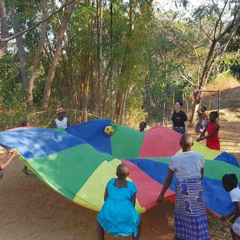 Youth Club, Butterfly Space, Nkhata Bay, Volunteering in Malawi