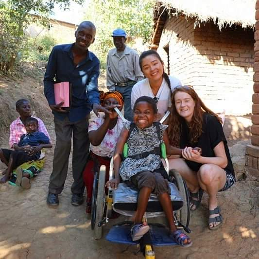 Disabled centre, mphamba, butterfly space, nkhata bay, volunteering in malawi