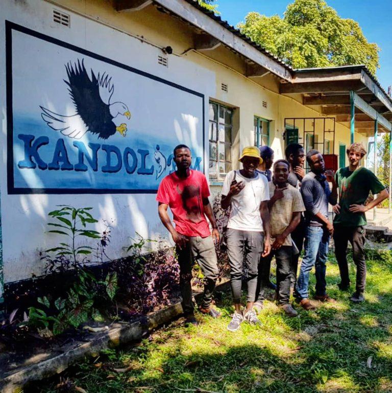 Kandoli FM Community Radio station, Butterfly Space Malawi, Volunteer