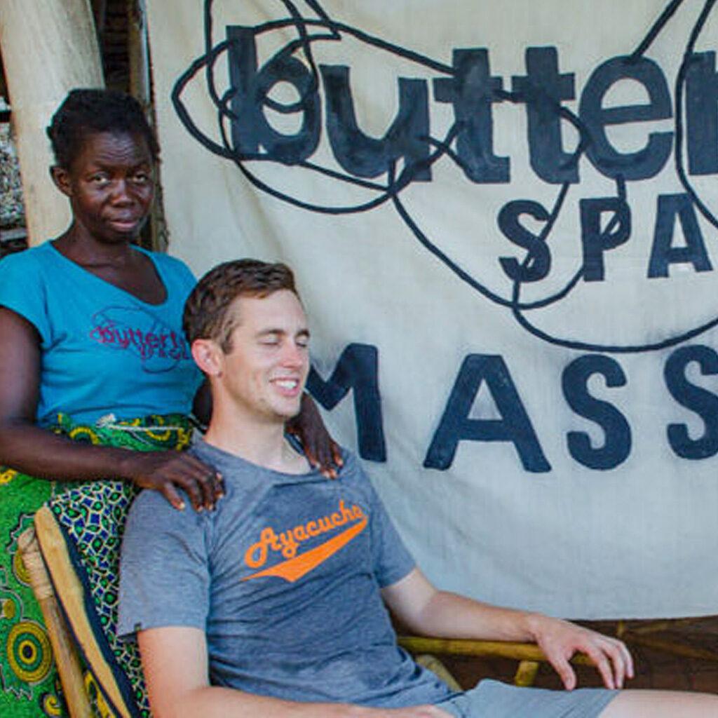 massage butterfly space lake malawi